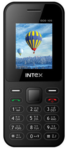 Intex Eco 105 price in India