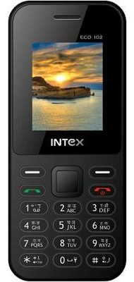 Intex Eco 102 price in India